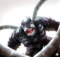 Venom Doc Ock by Tmvgabel