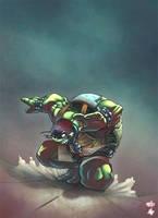 Tiens Turtle by Tmvgabel