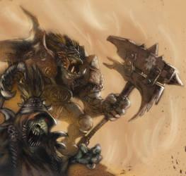 more warhammer goodness by moritat