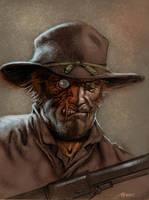 jonah hex, all star western by moritat