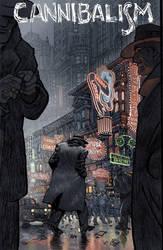 noir book by moritat