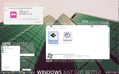 PURE Windows concept by S-u-P-R-e-M-e