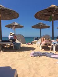 The Beach by EMS-ran-away