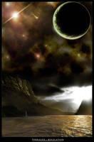 Space VS Terragen - REVELATION by alyn