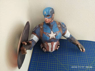 Captain America - JOB DONE by sunto2