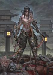Bloodlust by erickefata