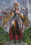 Mercy by erickefata