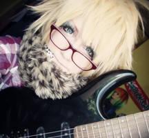 Shiina Mio cosplay by xReitox