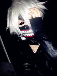 Ken kaneki cosplay by xReitox
