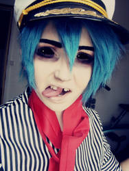 2D cosplay by xReitox
