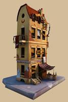 Building by BurningOn
