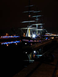 Dublin by night 3 by Margotka