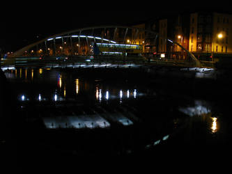 Dublin by night 6 by Margotka