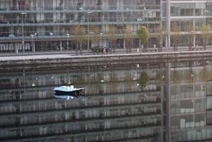 Little boat by Margotka