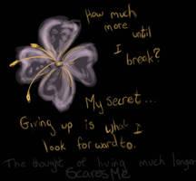 Secret. 4265 by DeviantArtSecret