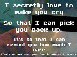 Secret 4678 by DeviantArtSecret