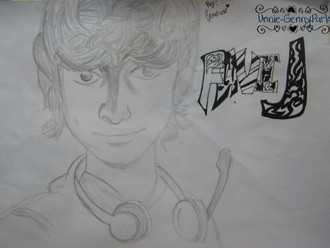 Fan Art Youtuber Favij By Erregiuly On Deviantart