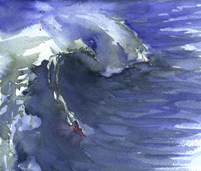 Big Wave Surfing by lefty2