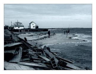 The Fishermen. by OceanStorme