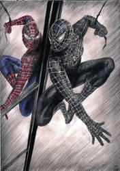 Spiderman by Skippy-s