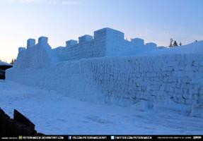 Free Stock Ice Castle Snow Iglo Winter Building by PeterKmiecik