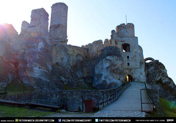 Free Stock Castle Stronghold Citadel Fortres Gate by PeterKmiecik