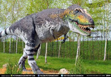 Free Stock Dino T-Rex Dinosaur Reptile Monster by PeterKmiecik