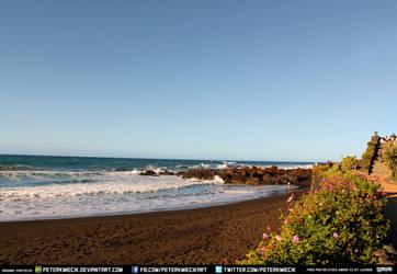 Free Stock Holiday Sea Rocks Ocean Waves Beach5 by PeterKmiecik