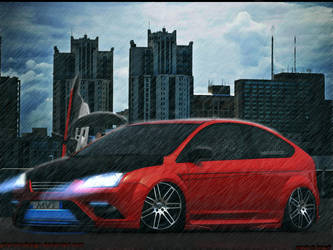 Ford Focus by phantondesign