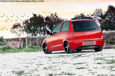 Corsa Red by phantondesign