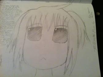 Sakara Sketch by Magedark9