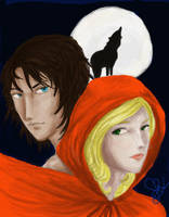 Red Riding Hood by shylalee