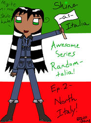 Shine as Italy by MsEmerald7