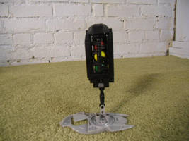 Bionicle Traffic Light by Eli-J-Brony
