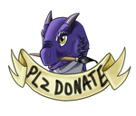 Donate pic by Dragonniar