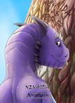 Nevida poster titel by Dragonniar