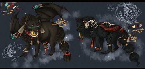 CRC: Night Gods by Luscielle