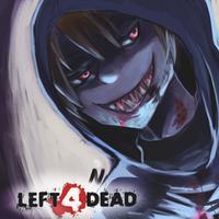left 4 dead hunter by DevianNear