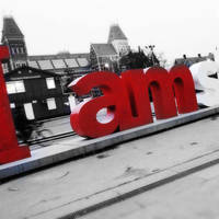 This is Amsterdam Part XI by TheGreenRabbit