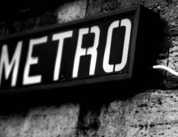 Metro by TheGreenRabbit
