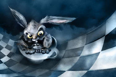 March Hare by TheGreenRabbit