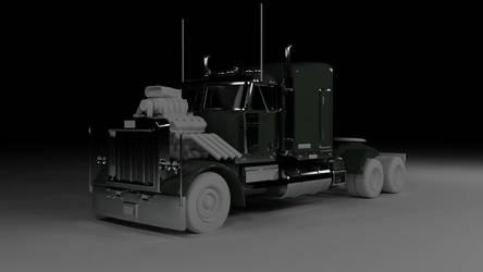 Truck (Work in progress) by Yelsew82