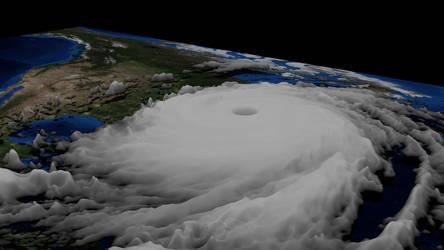 Biggest Hurricane by Yelsew82