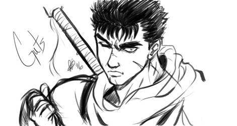 Guts by theartwanker