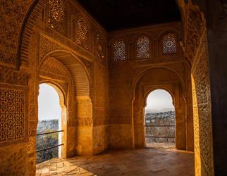 Alhambra de Granada 2 (Spain) by ElRobel