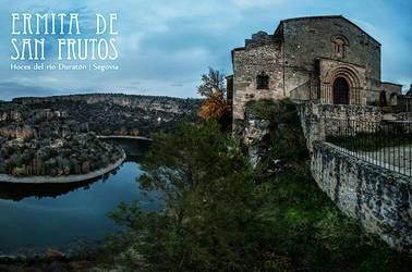 Ermita de San Frutos by ElRobel