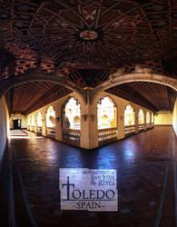 Monasterio de San Juan de los Reyes 2 by ElRobel