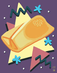 90s Burrito by CJizzlelette