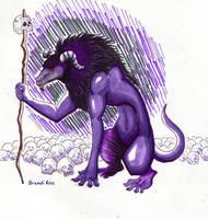 The Demon by TurnOffTheSun