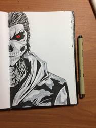 Tate Langdon Justdraw! 2016 by yocoro